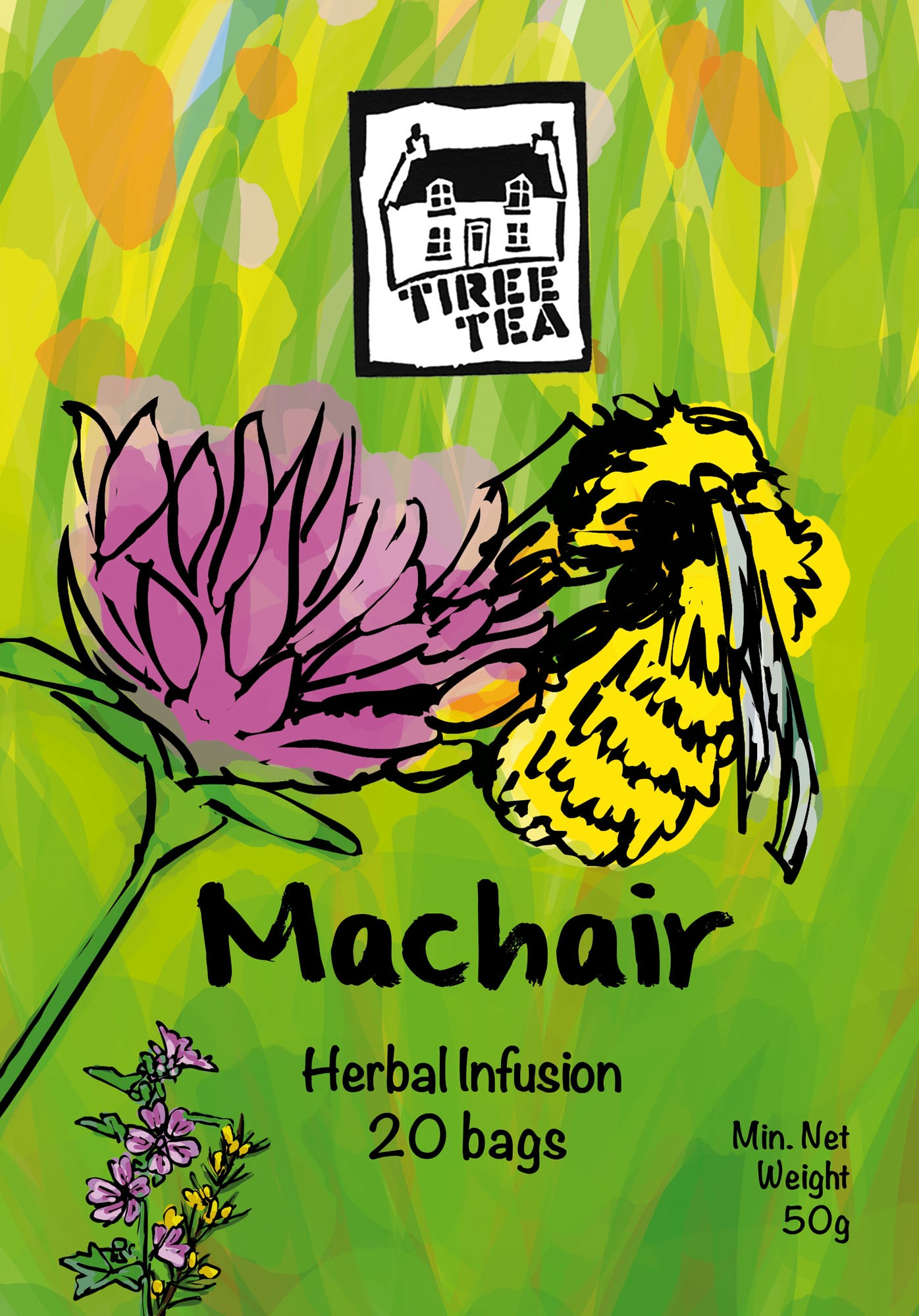 Machair Herbal Infusion