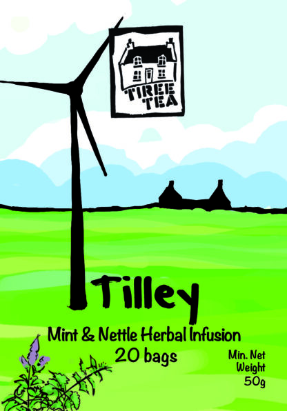 Tilley Mint and Nettle Herbal Infusion